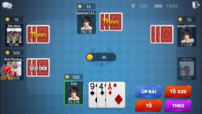 Screenshot for XVIP Danh Bai Online in Viet Nam App Store