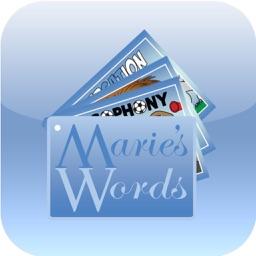 Marie's Words Plus Lite