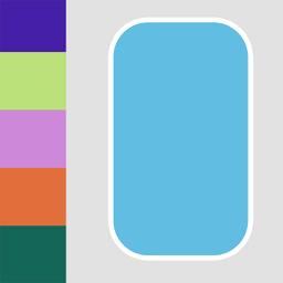Ícone do app pool test strip scanner