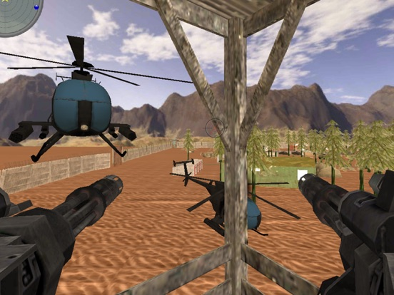 Real Anti-Helicopter Fight with one man army screenshot 7