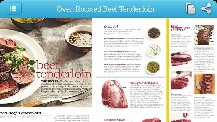 Holiday Recipes - Delicious Meals screenshot-4