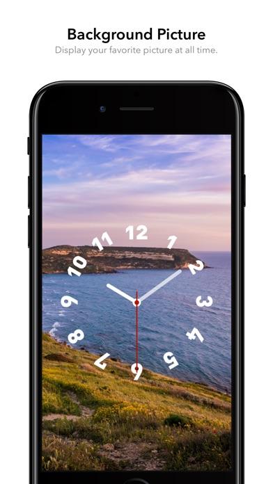顔時計 Pro screenshot1