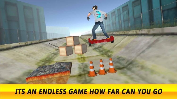 Hoverboard Pro: Hover Skateboard Rider Simulator screenshot-4