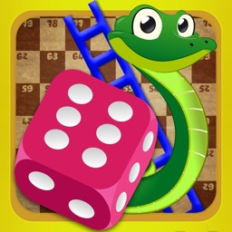 Snakes and Ladders - The Classic Dice Game Free