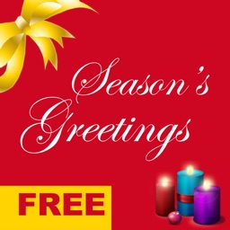 eGreetings ~ Free season's greeting app