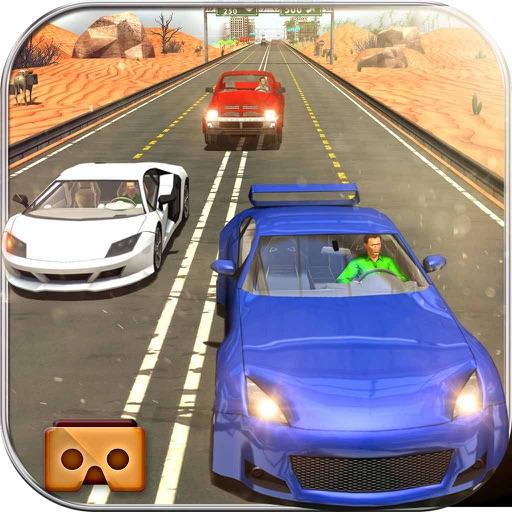 VR Highway Гонки в Car Driver