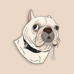 Barkley the French Bulldog