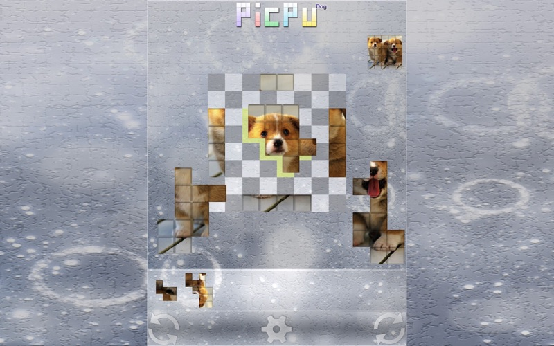PicPu Dog Puzzle Screenshots