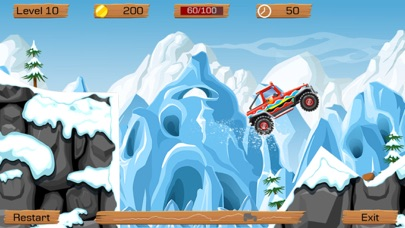 Screenshot #2 pour Snow Off Road