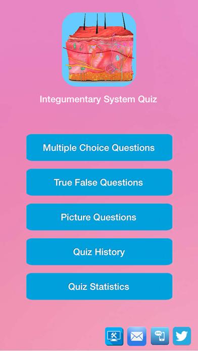 Integumentary System Quiz screenshot 6