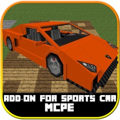 Sports Cars Addon For Minecraft Pocket Edition On The App Store