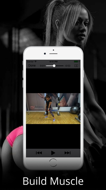 Glutes and Buttock Muscle Exercises and Workouts screenshot-3