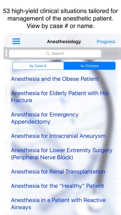 Case Files Anesthesiology, 1st Edition