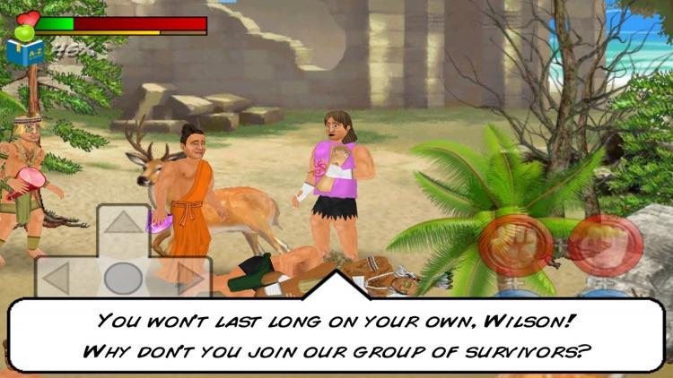 Wrecked (Island Survival Sim) screenshot-4