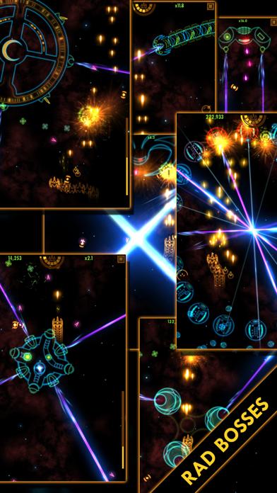 Plasma Sky - a rad retro arcade space shooterのおすすめ画像2