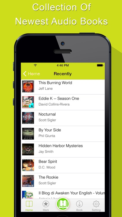 AudioBook - Free Audio Books Player and Streamer