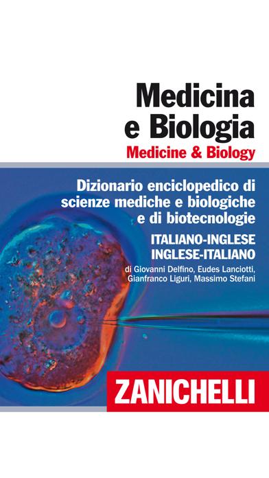 Dizionario Medicina e Biologiaのおすすめ画像1
