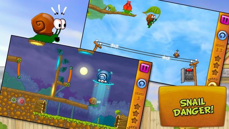 Snail Bob screenshot-4