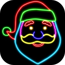 Christmas Kids Doodle - Kids Color & Draw