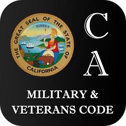 California Military and Veterans Code