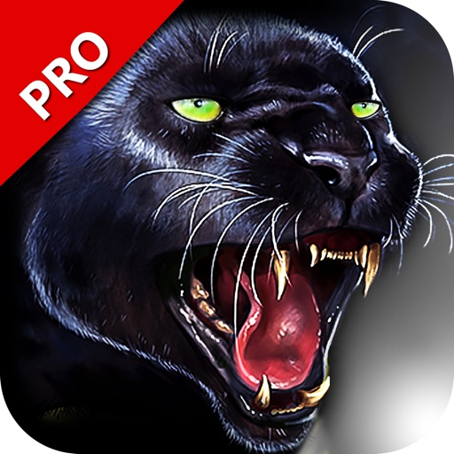 Black Panther Hunting 3D Game Pro