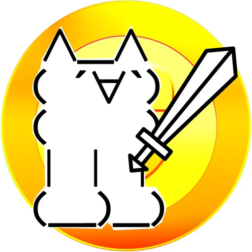 Tap cat RPG. Simple emoji cat idle game. by YOUTA HISAMICHI