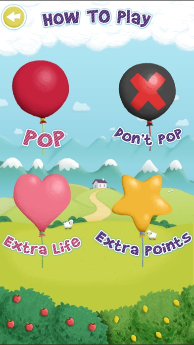 poppity pop kids balloon popping game app price drops