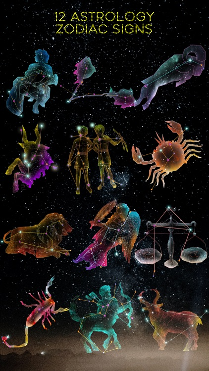 Zodiac - Astrology Constellation Stickers