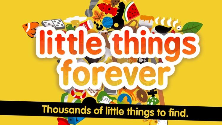 Little Things® Forever screenshot-0