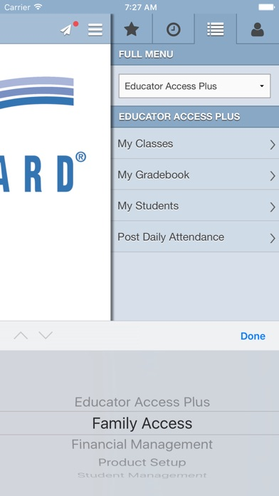 Screenshot for Skyward Mobile Access in United States App Store