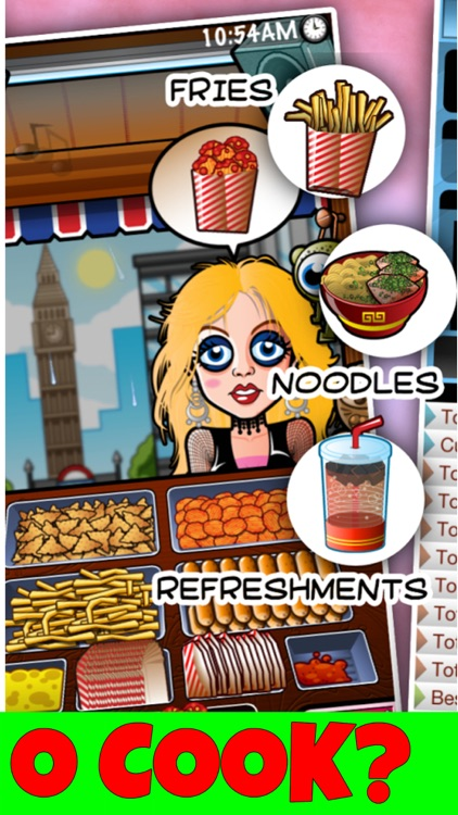 Street-food Tycoon Chef Fever: Cooking World Sim 2 screenshot-1