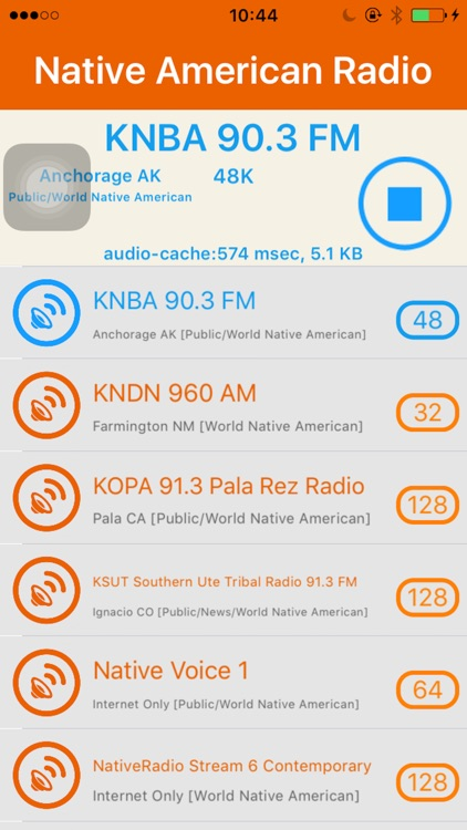 World Native American Radio screenshot-3
