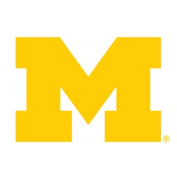 University of Michigan Animated+Stickers Pack