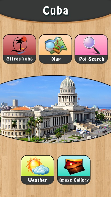 Cuba Tourism Guide screenshot-0