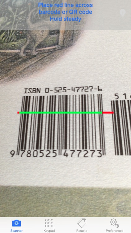 Barcode · screenshot-0