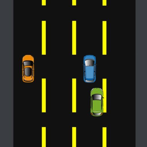 A Car In Traffic