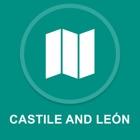 Кастилия и Леон, Испания : Offline GPS-навигации icon
