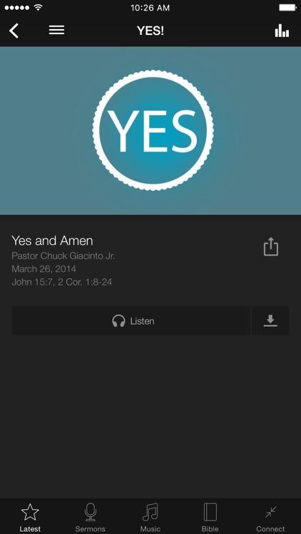 Grace Community Church App App screenshot-3