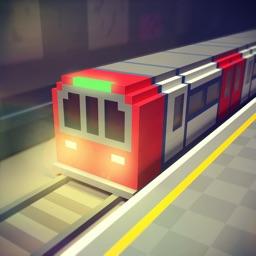 Metro & Subway Craft: Build & Ride