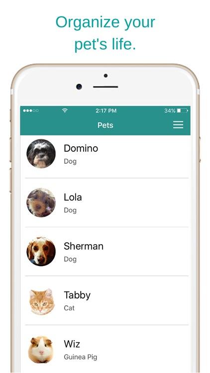 The Petter - Pet Calendar