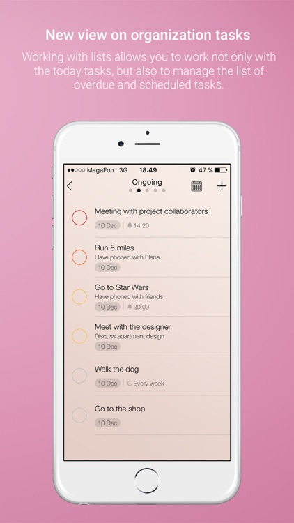 2BeDone: To-Do List | Tasks | Reminders