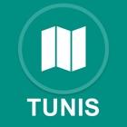 突尼斯,突尼斯 : 离线GPS导航 icon