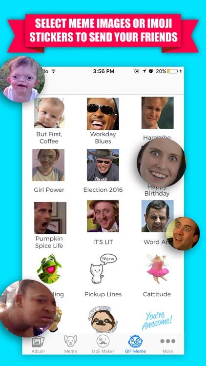 Emoji Maker - Rage Faces & Funny Meme Creator