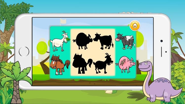 Abc Kindergarten & coloring book pictures screenshot-4