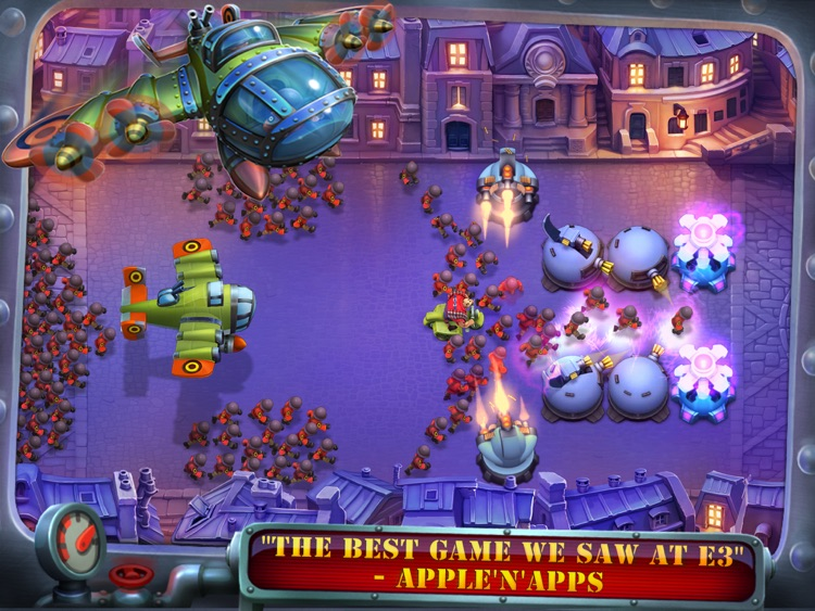 Fieldrunners 2 for iPad screenshot-3