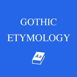 Gothic etymological dictionary