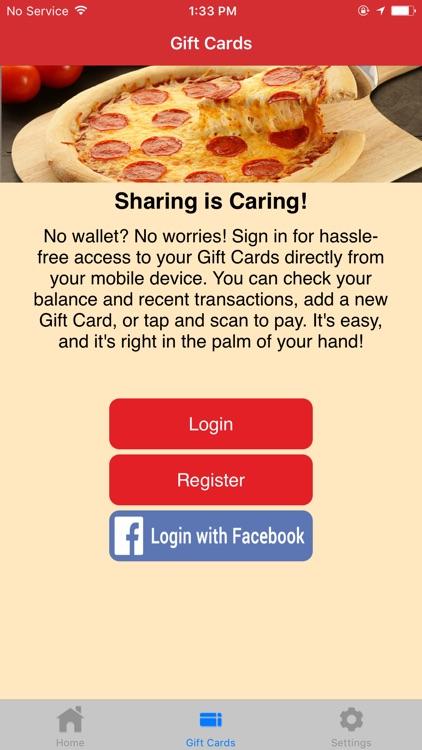 Pizza in casa facebook
