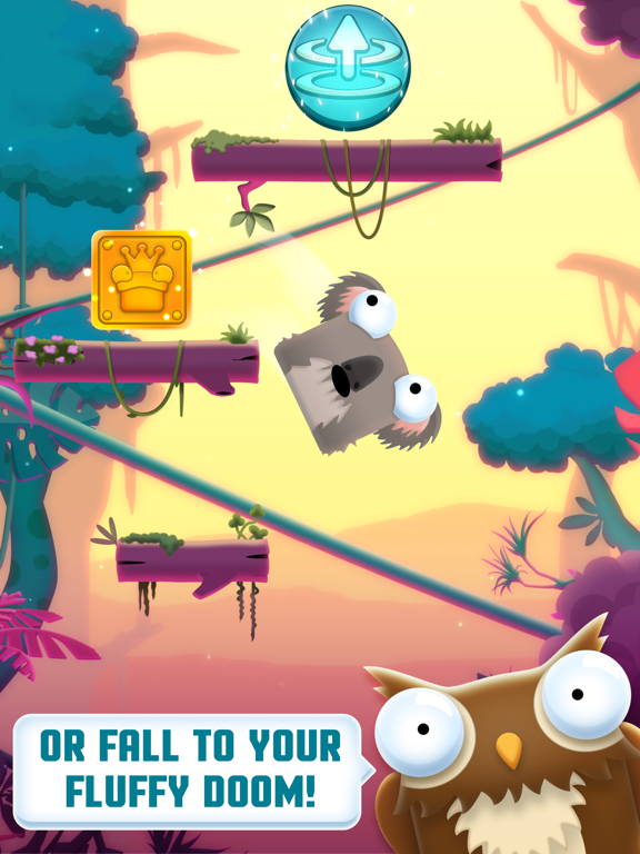 Fluffy Jump screenshot 8