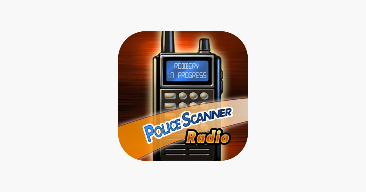 Police Radio on the App Store