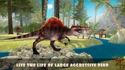 Jurassic Dino Spinosaurus Simulator 3D Full